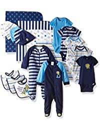 19 Piece Baby Essentials Gift Set