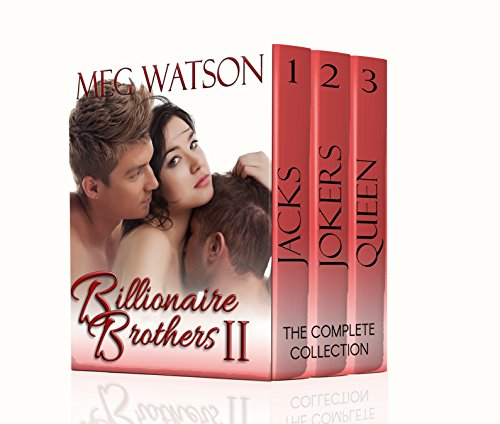 Jacks, Jokers, Queen Serial Box Set: BBW Billionaire Menage Romance (Meg Watson Billionaire Brothers compare prices)