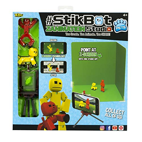 Zing TST617A Stikbot Action Figure