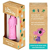 The Brushies baby and toddler toothbrush - Pinkey the Pig!