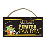 Pittsburgh Pirates Official MLB 5 inch x 10 inch Sign by Wincraft