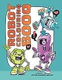 ROBOT COLOURING BOOQ