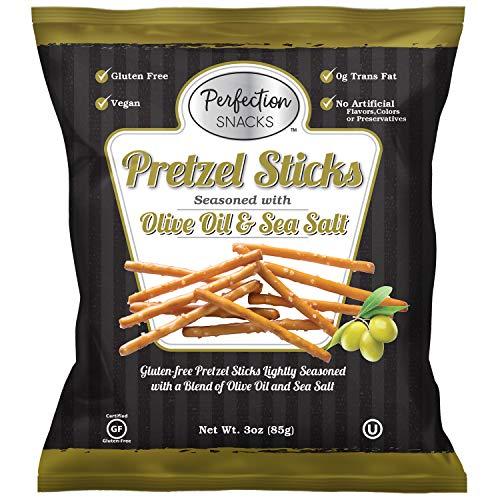 Check expert advices for pretzel packs for kids?