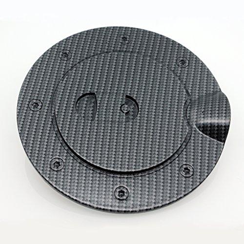 Tank Cover Black Carbon - 5