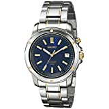 Seiko Men's SNQ010 Perpetual Calendar Watch