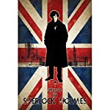 (24x36) I Believe in Sherlock Holmes Television Poster