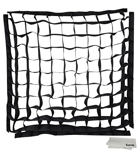 Godox Honeycomb Eggcrate soft Grid for 32'' 80x80cm Softbox (Only 80x80cm Grid) by Godox