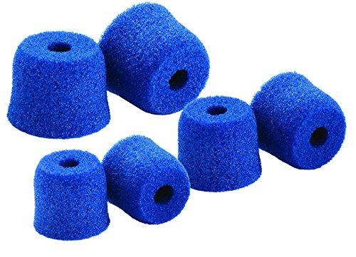 M//–/Blueberry Blu Comply S400/Active ricambio Cuscinetti per Cuffie in ear