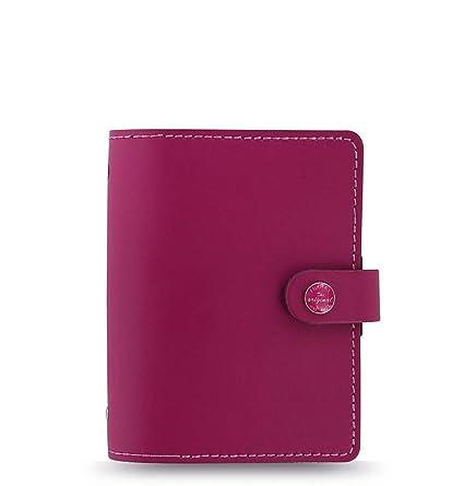 Filofax The Original Pocket Raspberry 026082 - Agenda de ...