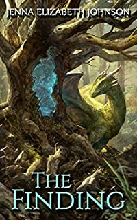 The Finding: The Legend Of Oescienne by Jenna Elizabeth Johnson ebook deal