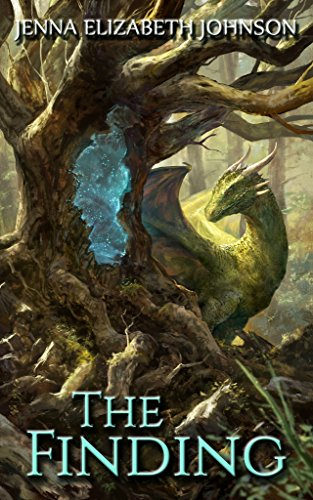 The Finding: The Legend of Oescienne by [Johnson, Jenna Elizabeth]