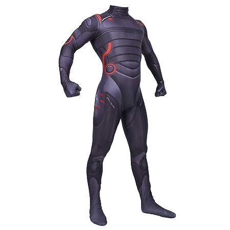 Disfraz de Omega de Esqueleto Humano, Traje de Cosplay de ...
