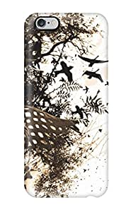 Durable Defender Case For Iphone 6 Plus Tpu Cover(dark Fantasy)