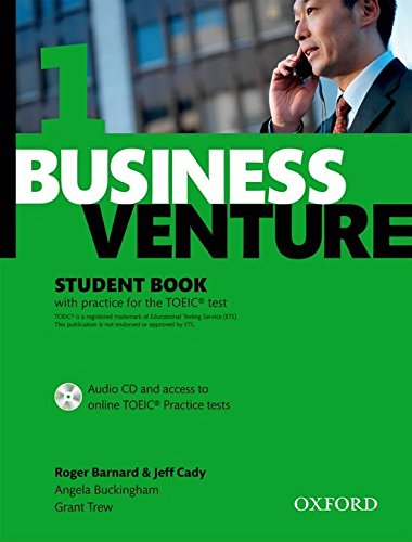 (Business Venture 1 Elementary: Student's Book Pack (Student's Book + CD))