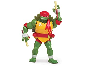 The Rise of The Teenage Mutant Ninja Turtles Basic Action Figures Origami Ninja