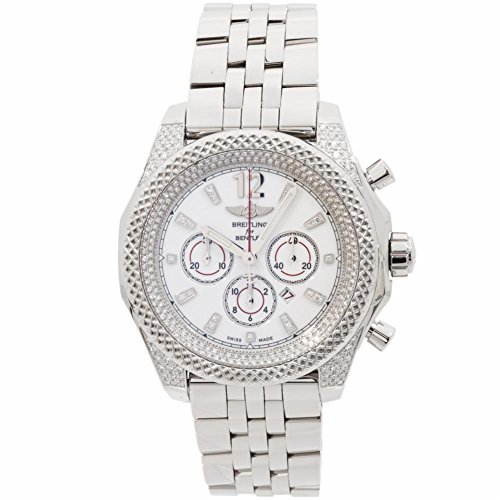 Breitling Bentley Automatic-self-Wind Male Watch A41390 (Certified Pre-Owned)