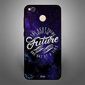 Xiaomi Redmi 4X Future comes one day at a Time