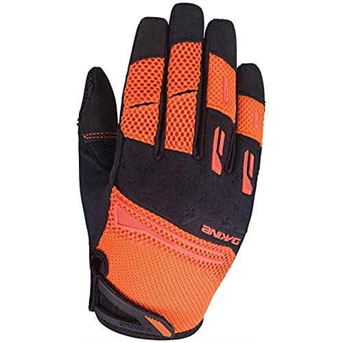 Dakine Finger Full Glove - Dakine Cross-X Glove - Women's Bright Coral, M