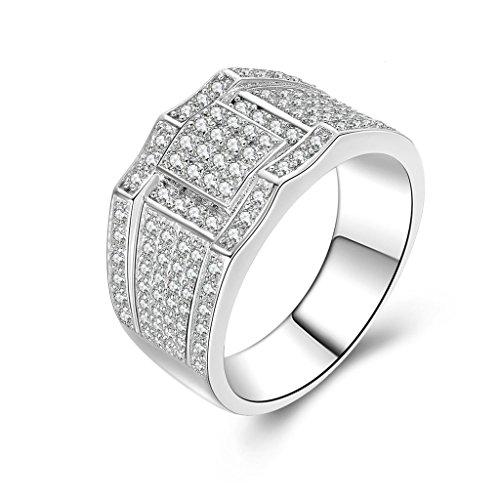 Nambe Silver Ring