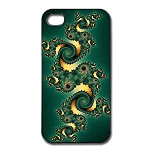 Green Dragon Protection Case Cover For IPhone 4/4s - Love Cover