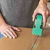 Duck Brand EZ Start Packing Tape Refill, 4