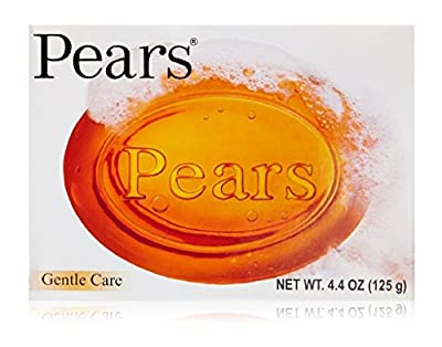 Pears Oil-Clear Soap Bar 4.4 Oz 3 in a Pack