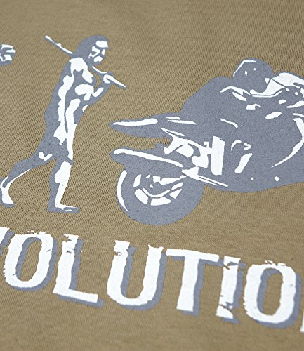 Motorbike Cachi Regalo Divertente Presenti Gp Compleanno Motocicletta Evolution uomini shirt T Di superbike Moto pwqAFnOrpx