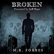 Broken: The Divine, Book Three | M. R. Forbes