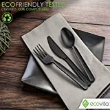 Ecovita Compostable Mix Cutlery