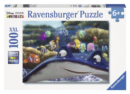 Ravensburger Disney Pixar: Nemo and his Friends (100-Piece) Puzzle (Friends 6 Piece)