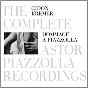 Hommage a Piazzolla: The Complete Astor Piazzolla Recordings (8CD)