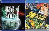 Classic Sci-Fi Blu-ray Set - 20 Mil