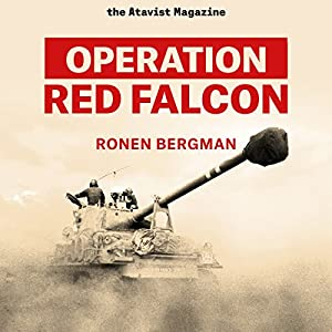 Operation Red Falcon Audiobook