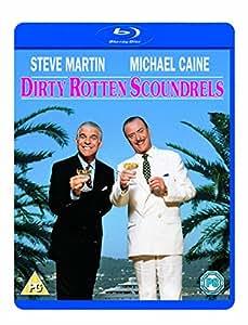 Dirty Rotten Scoundrels [Edizione: Regno Unito] [Reino Unido] [Blu-ray]