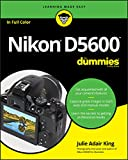 img - for Nikon D5600 For Dummies (For Dummies (Computer/Tech)) book / textbook / text book