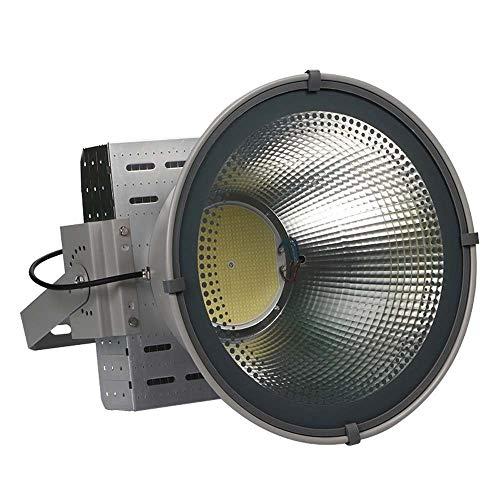 LED Floodlights Outdoor, IP66 Waterproof Outside Security Lights, Daylight White Super Bright Flood Lights, 120W Halogen Bulb Replacement for Garden, Garage, 85-265 (V) (Color : 6500k-600w) ()