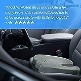 ComfiLife Premium Comfort Seat Cushion - Non-Slip