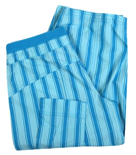 Only pantaloncini acrion-F Andy. W, cielo Blu a strisce