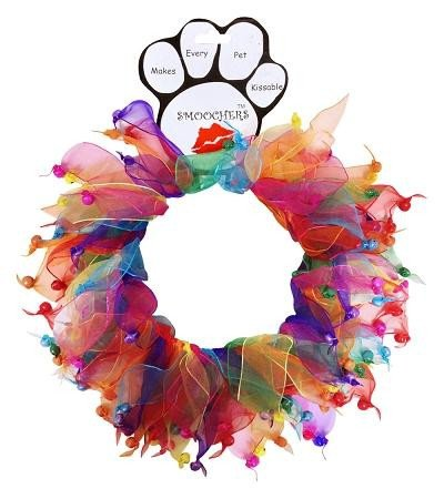 Mirage Pet Products Confetti Bell Smoocher, Large from Mirage Pet Products