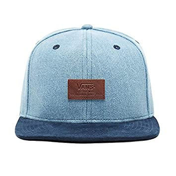 Vans Allover It Snapback Hat -Fall 2018-(VN0000X2IND1) - Indigo - One Size   Amazon.co.uk  Sports   Outdoors 8b0931d7979