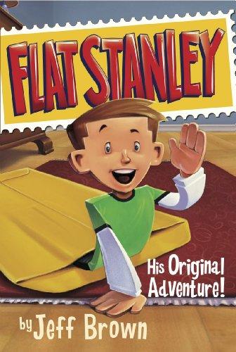 Flat Stanley His Original Adventure ebook product image