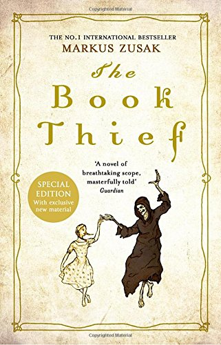 reviews on the book: thief by markus zusak essay The book thief by markus zusak 4 pages 960 words february 2015 saved essays save your essays here so you can locate them quickly.