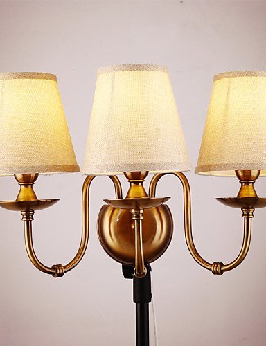 la vostra soddisfazione è il nostro obiettivo DXZMBDM® Lampade a candela candela candela da parete   Lampade da lettura da parete Stile Mini Rustico lodge Metallo , bianca-220-240v  risparmia fino al 50%