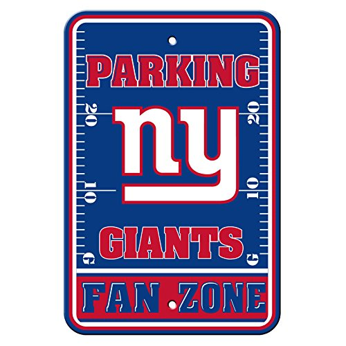 - Fremont Die Official National Football League Fan Shop Authentic NFL Parking Sign (New York Giants)