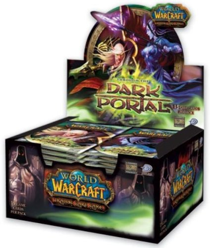 Upper Deck World of Warcraft Dark Portal - Booster Box