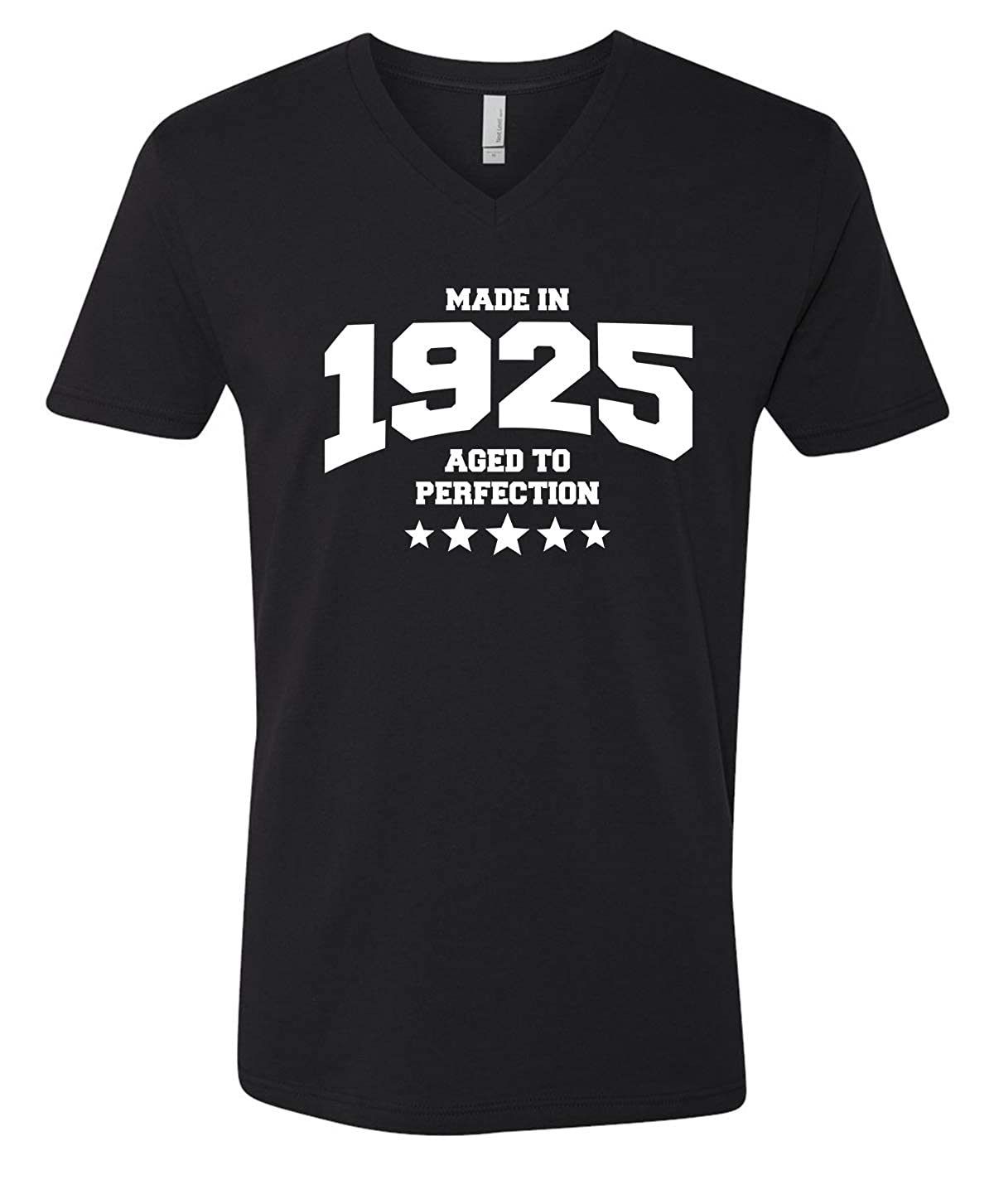 1925 T-Shirt Tenacitee Mens Athletic Aged to Perfection