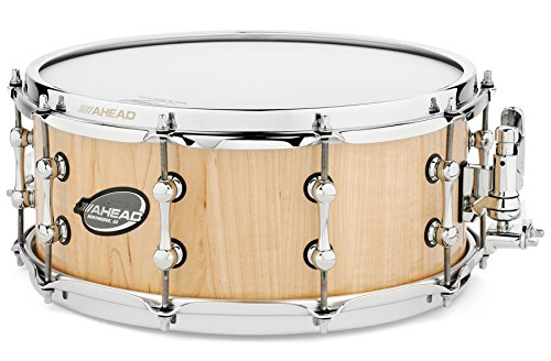 Ahead Maple Stave Snare Drum 14 x 6 in. Stave Snare Drum Shell