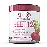 BEET12 – Beet Powder Plus Vitamin B-12 (2,000mcg) – Black Cherry – 30 Servings (180g) Review