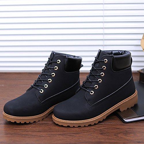 Kangwoo Pro Women's Waterproof Insulated Hiking Boots Size 7 (Black) by Kangwoo