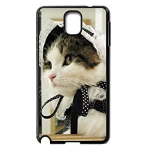 Brand New Phone For Case Samsung Galaxy Note 2 N7100 Cover with diy Small cat